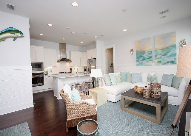 Coastal Living Space