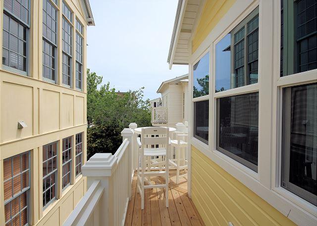 Private Balcony Space