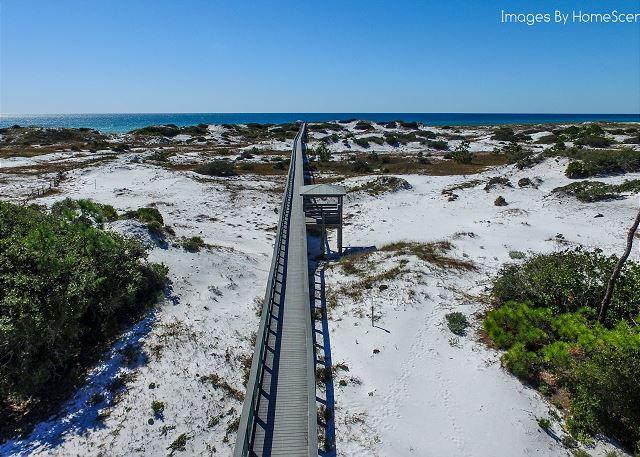 Beautiful Beach Access