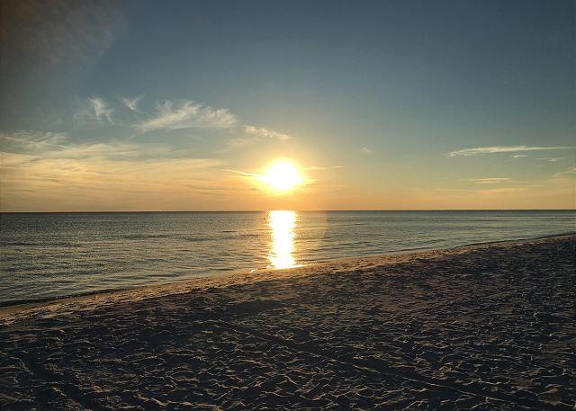 Sunsets on the Emerald Coast