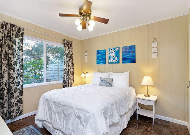 Queen Master Bedroom on Main Level