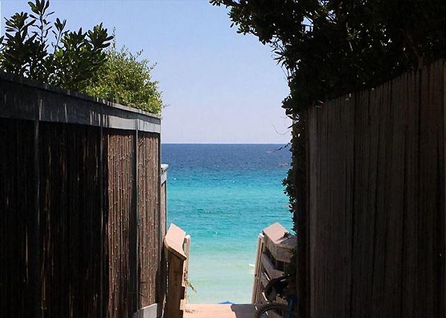 Beautiful Haven Beach Access