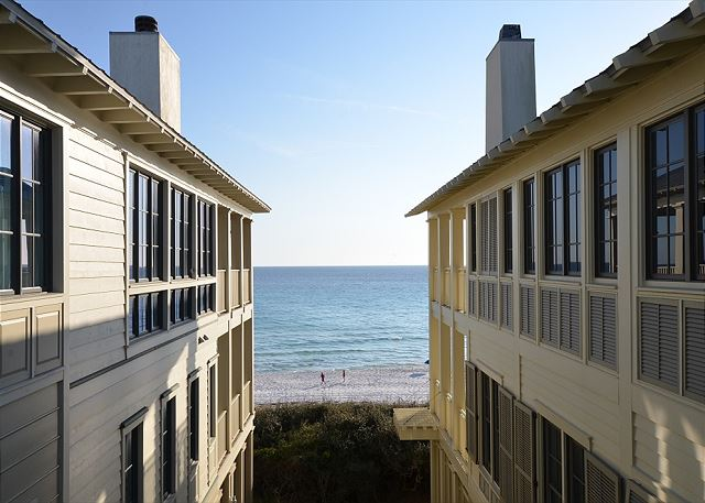 Private Gulf Views from all 3 floors!