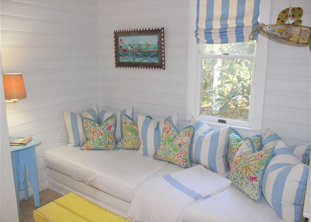 Curl up here and enjoy that summer snooze!