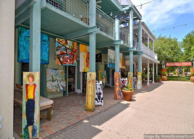 Shops of Seaside