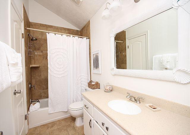 Master Bath/Shower Combo