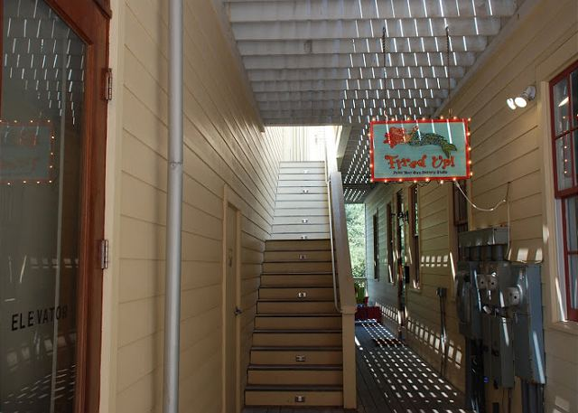 Stairway to Condo