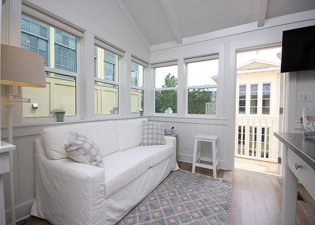 Balcony Access off Living Room