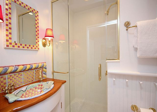 Designer Guest Bath (Shower Only)