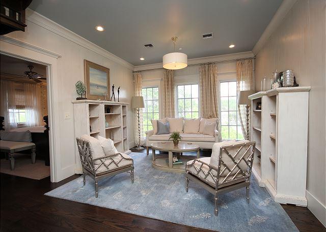 Tranquil Loft Space Between 3rd Floor Master Suites