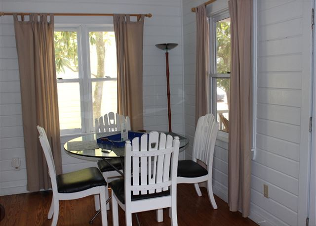 Dining Space Seats 4