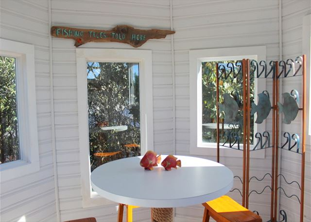 Private Tower with Bar Seating & Seaside Views!