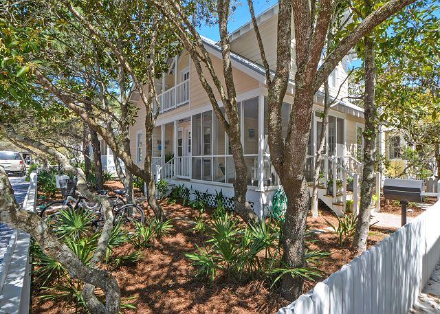 Carey Cottage on Savannah Street