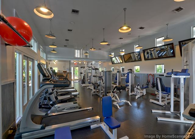 Seaside Fitness Center