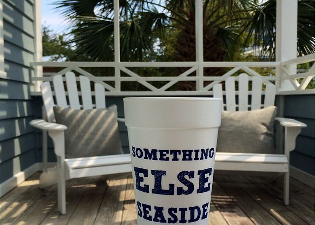 Kick back and relax at 'Something Else'