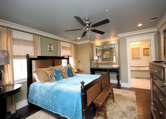 3rd Floor Master Suite with Private Bath