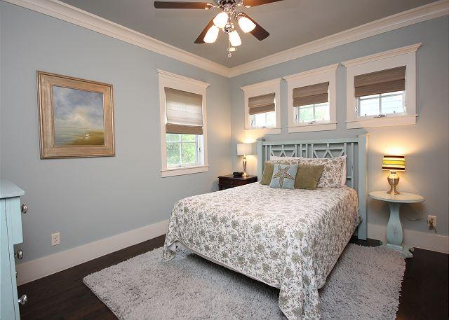 Queen Guest Bedroom on Main Level