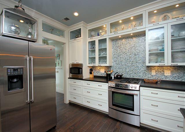 Stainless Designer Kitchen