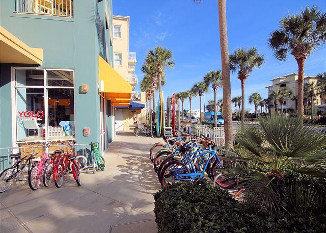 Gulf Place Bike Shop