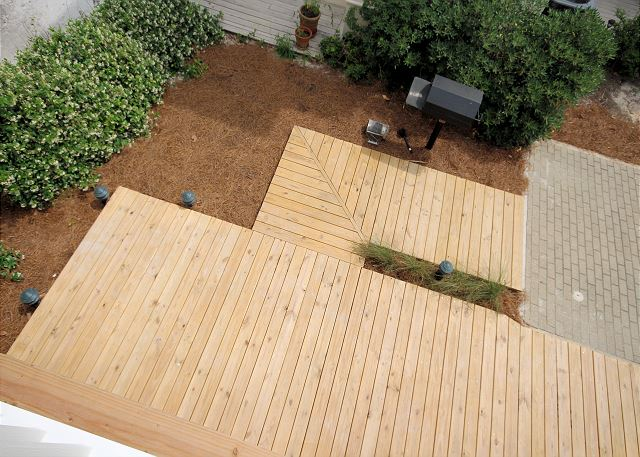 Private Deck Space