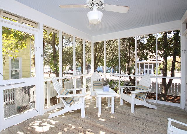 Gorgeous Screened Porch