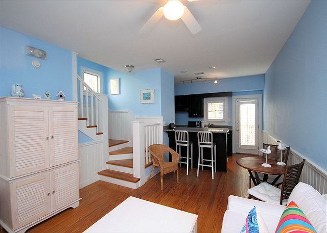 Spacious Downstairs Living