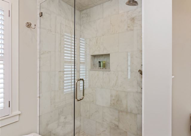 Master Bath (shower only)