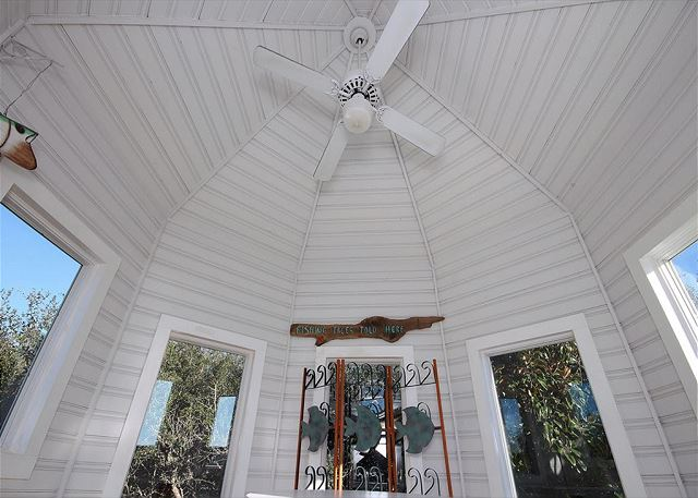 Tower Ceiling Fan