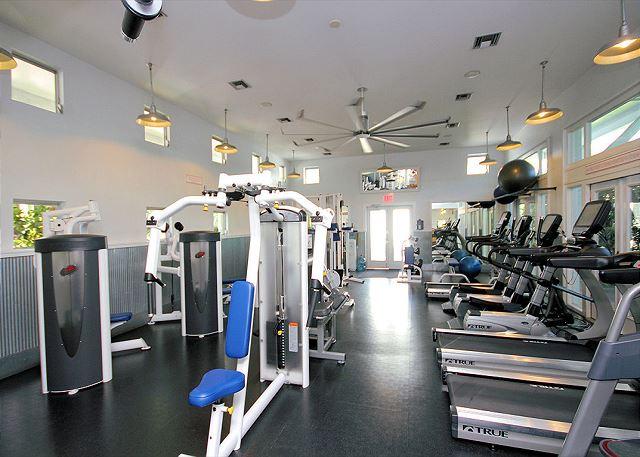 Seaside Fitness Center