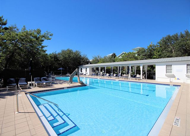 Seaside West Pool