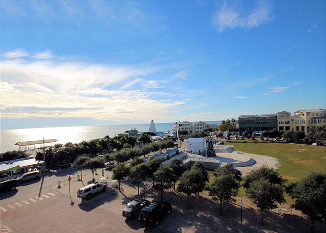 Beautiful Town of Seaside Views