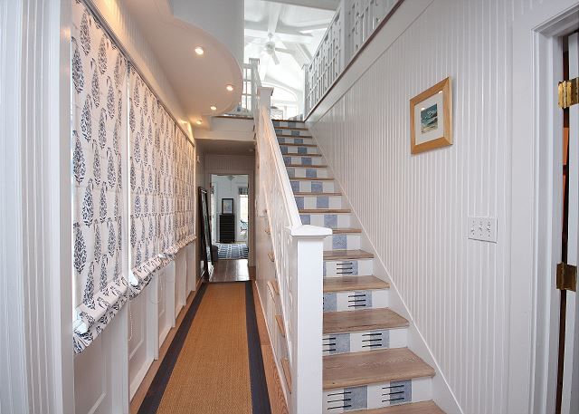Downstairs Hallway to Bedrooms