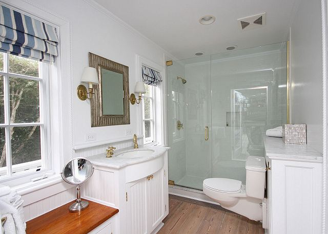Designer Master Bath (Shower Only)