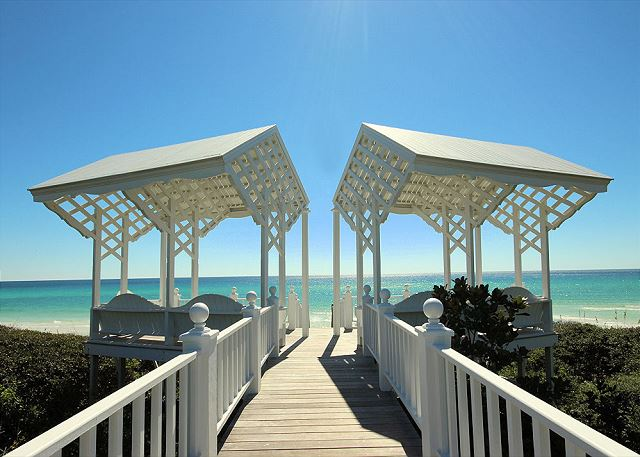 Seaside Private Pavilions