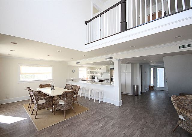 Two-Story Living Space