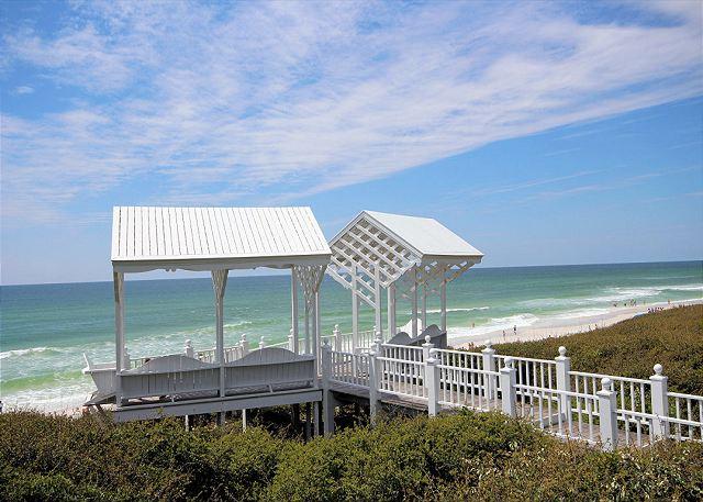 Seaside Pavillions