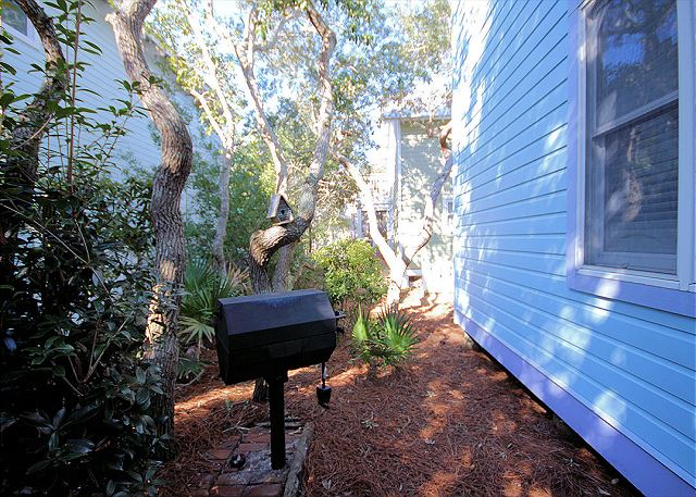 Private Outdoor Grill