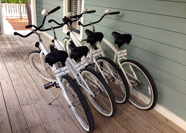 Bikes Included with Rental
