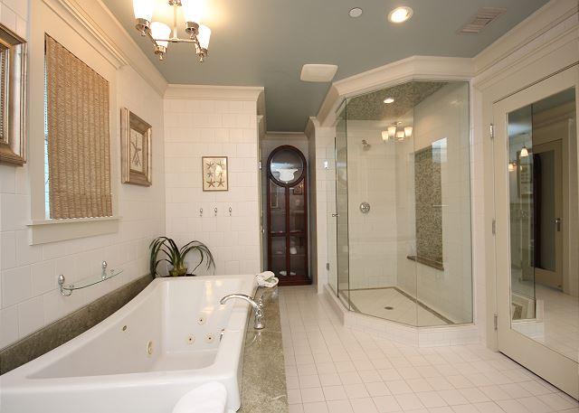 Designer Master Bath