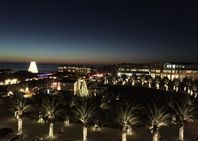 Christmas over Seaside - Gorgeous Private Views!