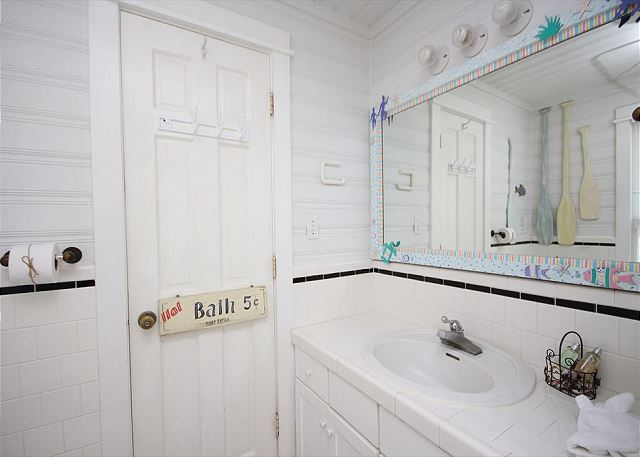 Full Bath on Main Level