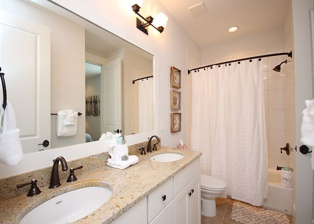 Guest Bathroom (bath/shower)