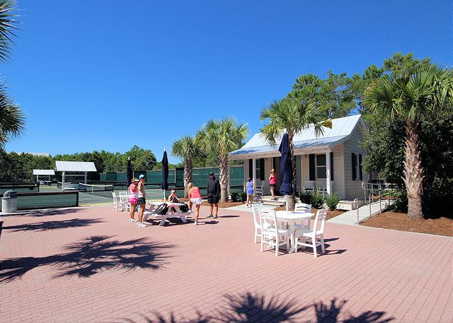 Seaside Tennis Center