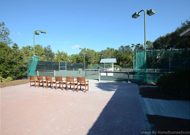 Seaside Tennis Courts