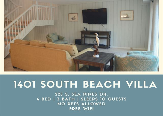 1401 South Beach Villa