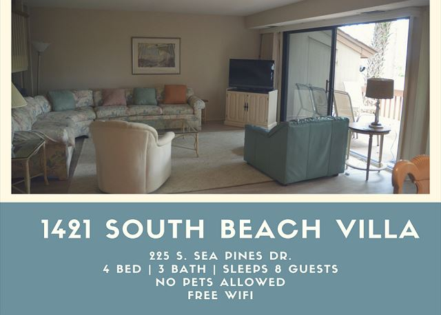 1421 South Beach Villa