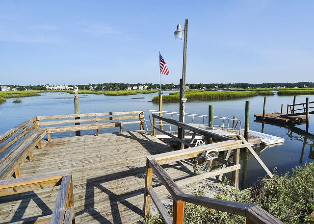 Garden City Beach Vacation Rental Happy Hour Murrells Inlet