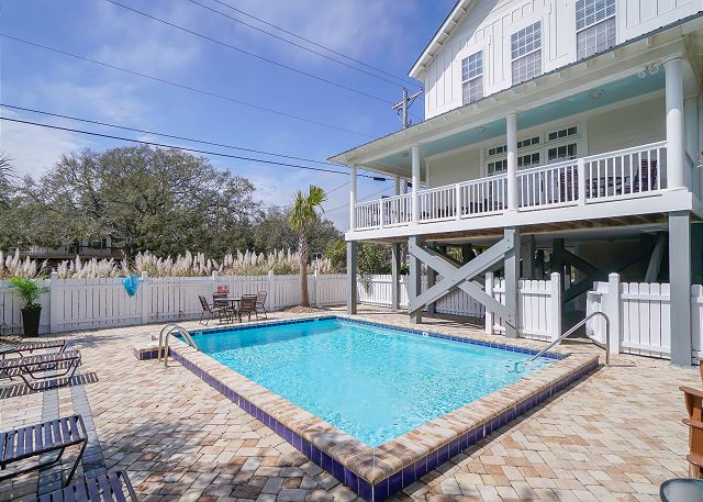 Surprising Surfside Beach Vacation Rental Almost Heaven Sea Star Realty Home Interior And Landscaping Elinuenasavecom