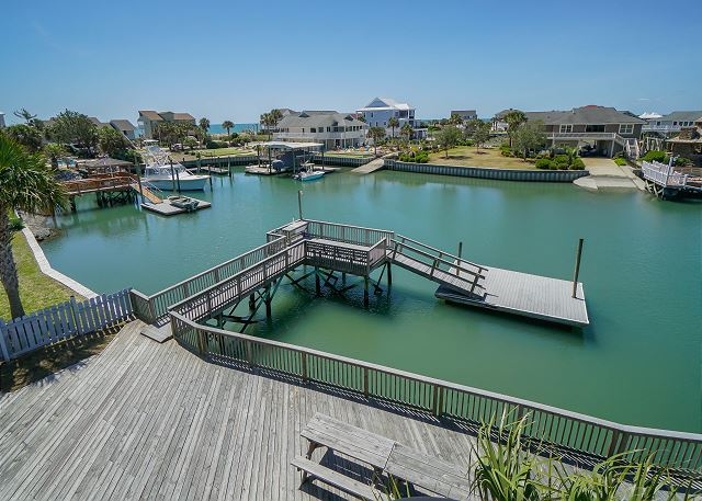 Garden city beach vacation rental seascape sea star realty - Golf cart rentals garden city sc ...