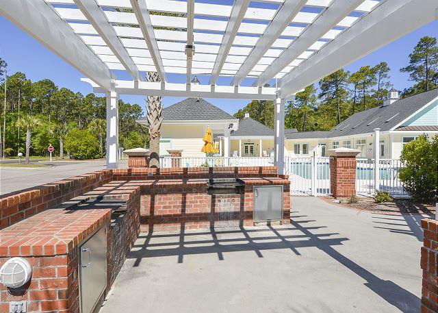 Garden city beach vacation rental tupelo bay villas unit - Golf cart rentals garden city sc ...